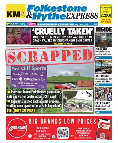 Folkestone & Hythe Express