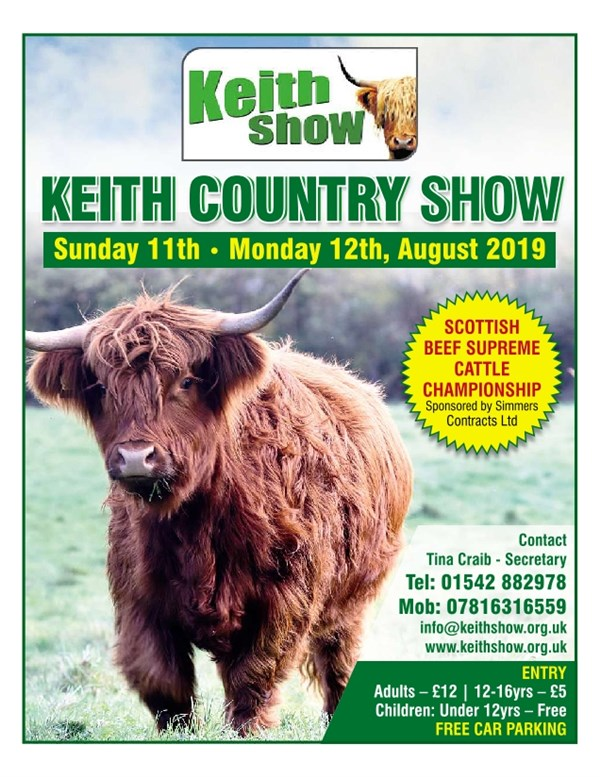 Keith Country Show