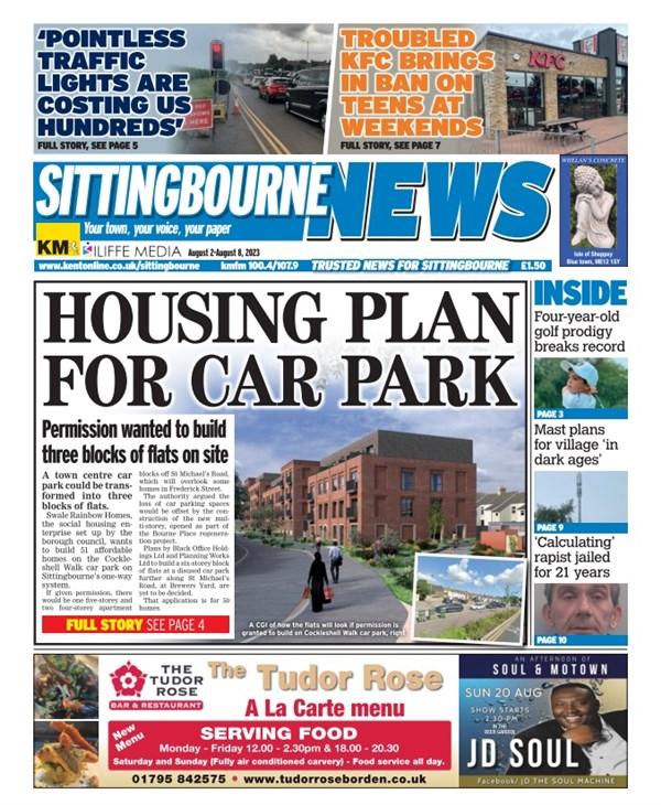 Sittingbourne News Extra