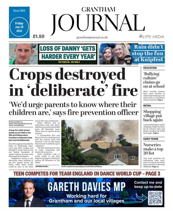 Grantham Journal e-edition