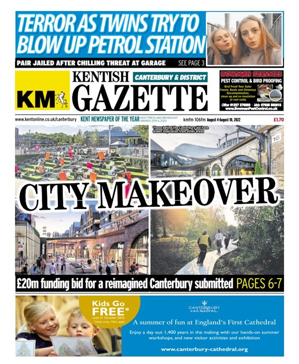 Kentish Gazette Series