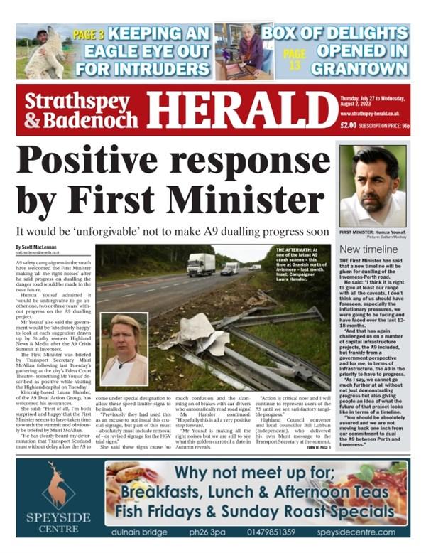 Strathspey Herald e-edition