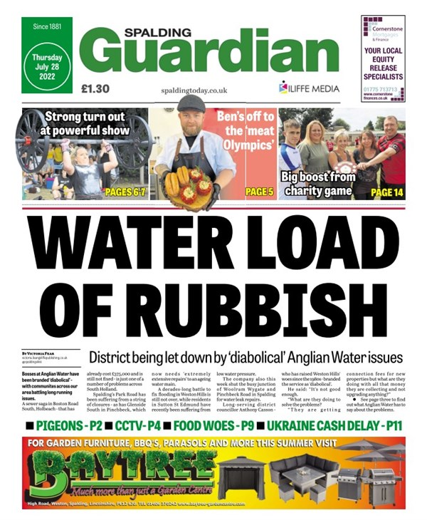 Spalding Today Guardian e-edition