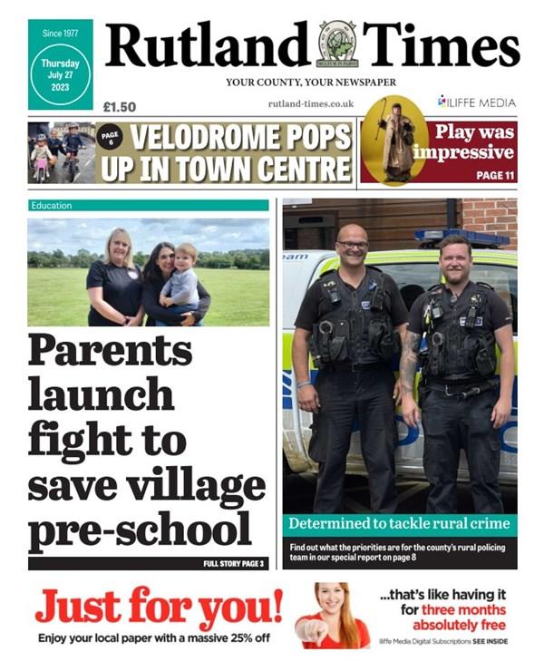 Rutland Times e-edition