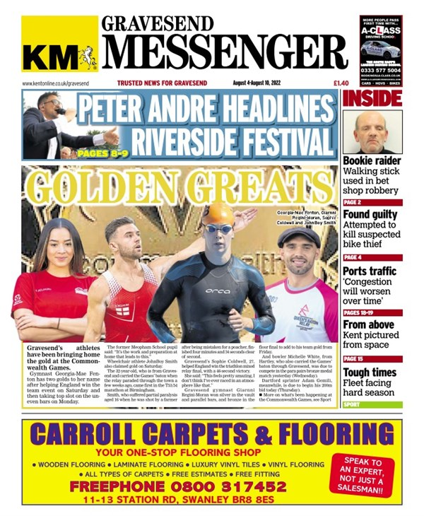 Gravesend & Dartford Messenger