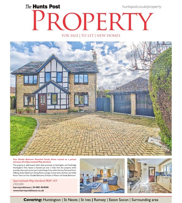 The Hunts Post Property