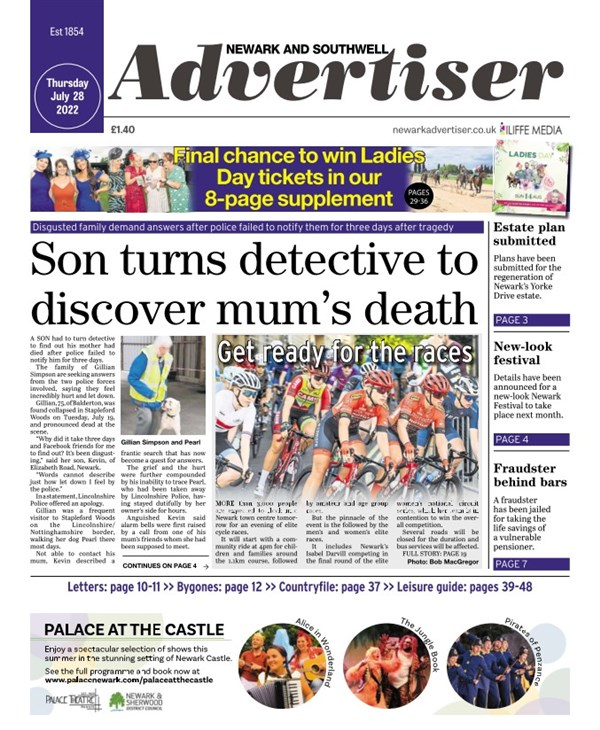 Newark Advertiser e-edition