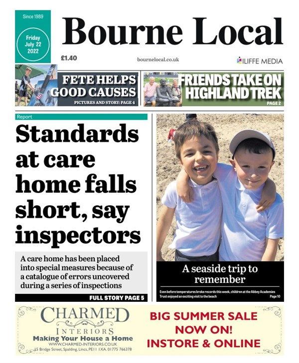 Bourne Local e-edition