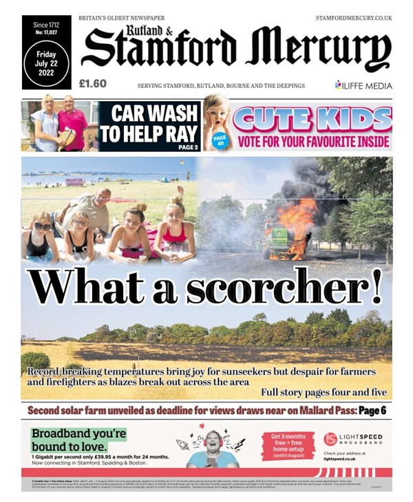 Stamford Mercury e-edition