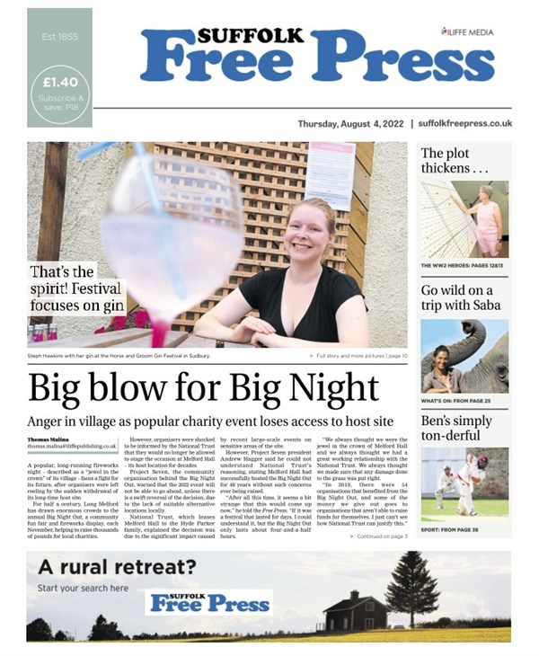 Suffolk Free Press e-edition