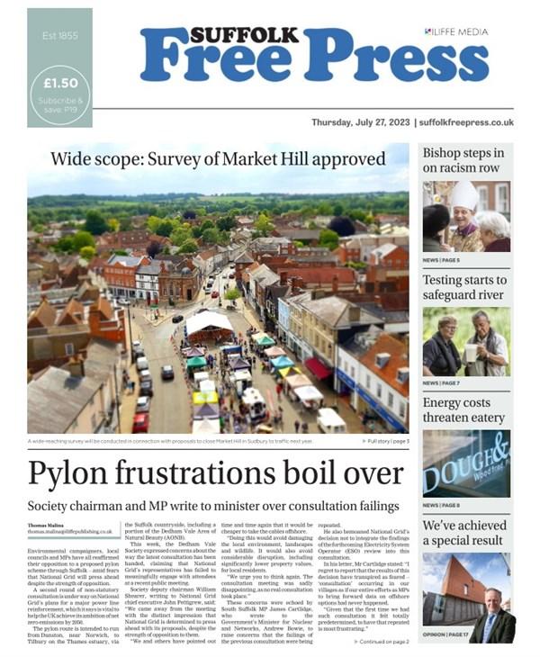 Suffolk Free Press