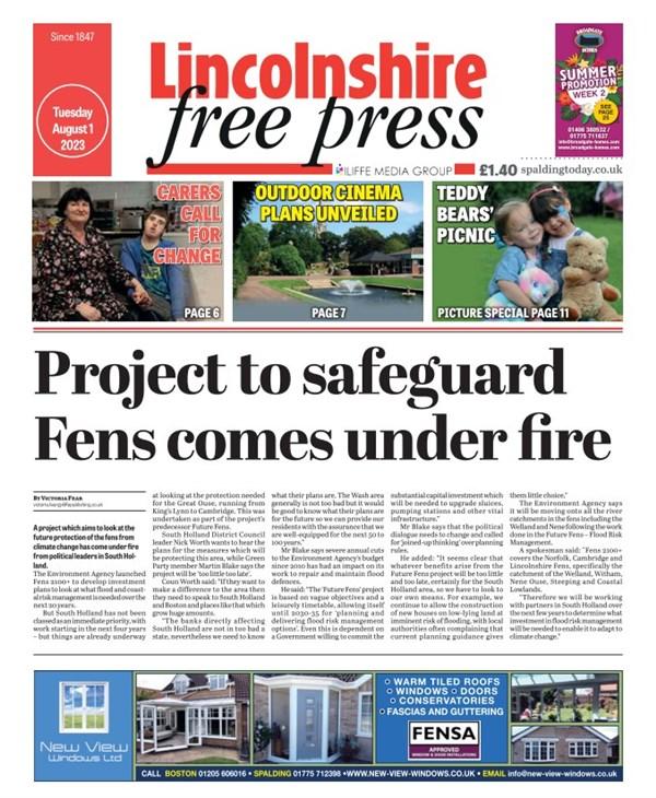 Lincolnshire Free Press