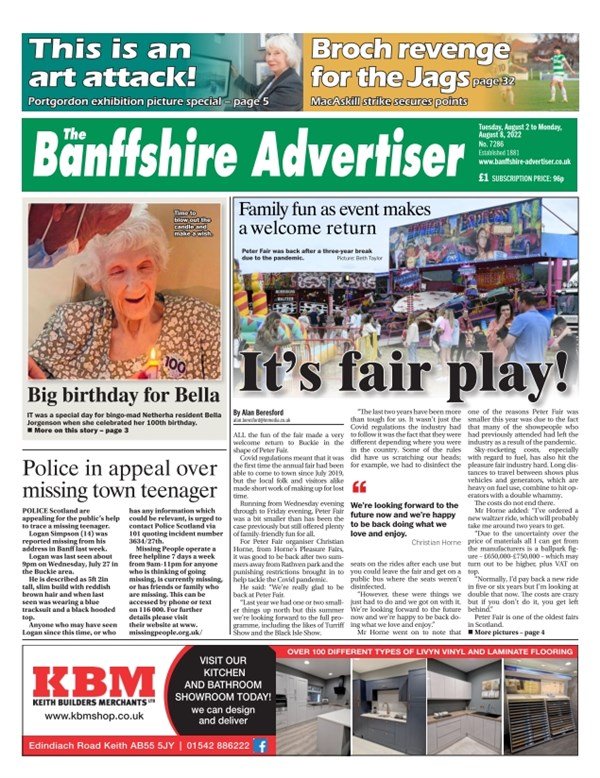 Banffshire Journal