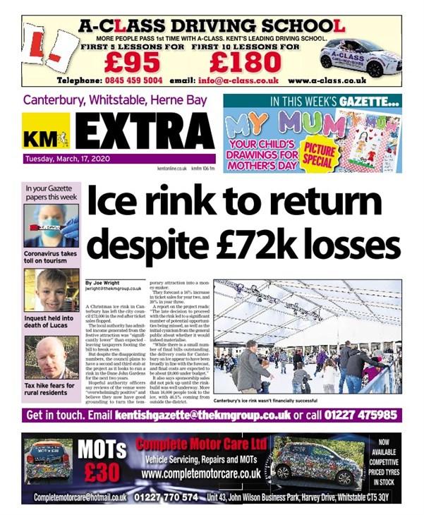 Canterbury Extra
