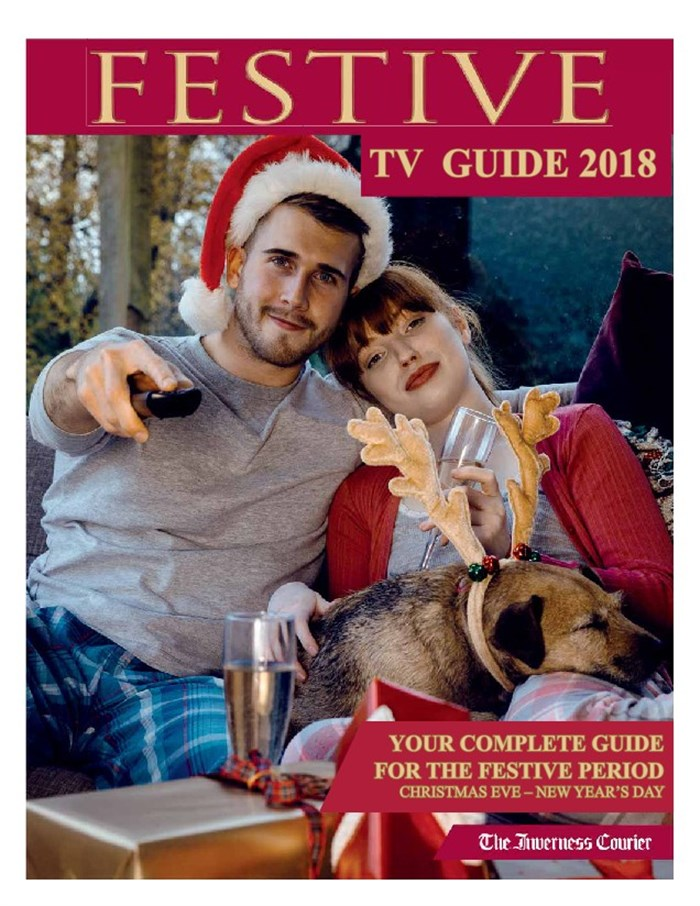 Festive TV Guide 2018